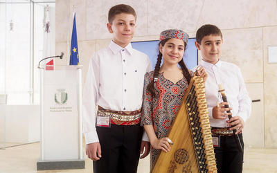Unforgettable Armenian Cultural Days in sunny Malta | Мальтийский вестник